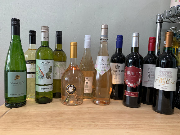 New Wines: Great Value Whites & Reds