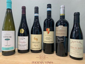 New Wine: Organic Under a Tenner, Great Value Nebbiolo & Much More...