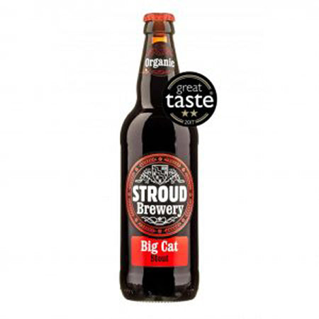 Stroud Brewery Big Cat 33cl Can