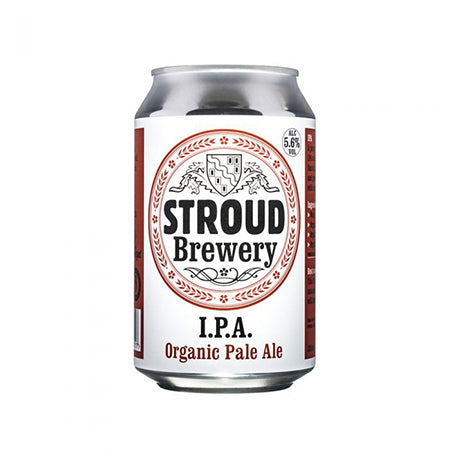 Stroud Brewery IPA 33cl Can