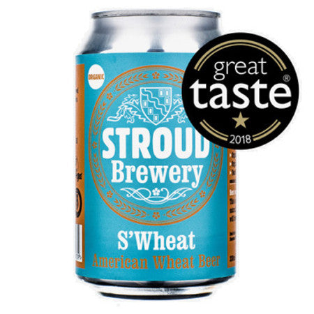 Stroud Brewery S'Wheat 33cl Can