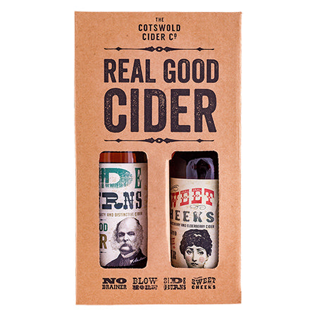 Cotswold Cider Gift Box Empty