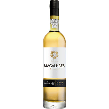 Magalhaes White Port - Medium-Dry