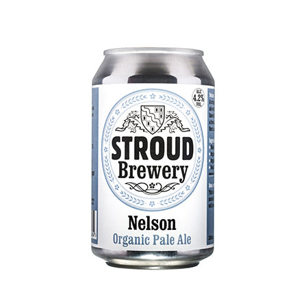 Stroud Nelson Pale Ale 33cl Can