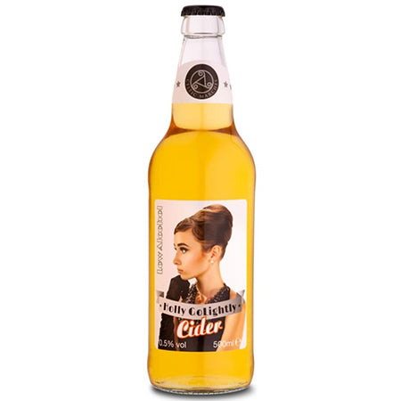 Holly GoLightly Cider 0.5% Celtic Marches