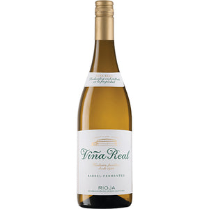 Vina Real Rioja Blanco Barrel Fermented