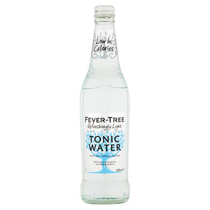 Fever Tree Naturally Light Tonic Water 500ml
