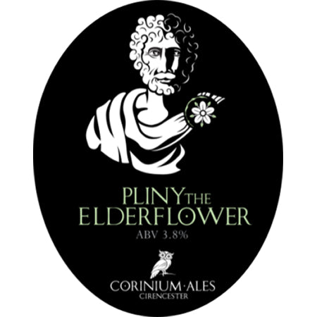 Corinium Pliny the Elderflower Spring/Summer Seasonal