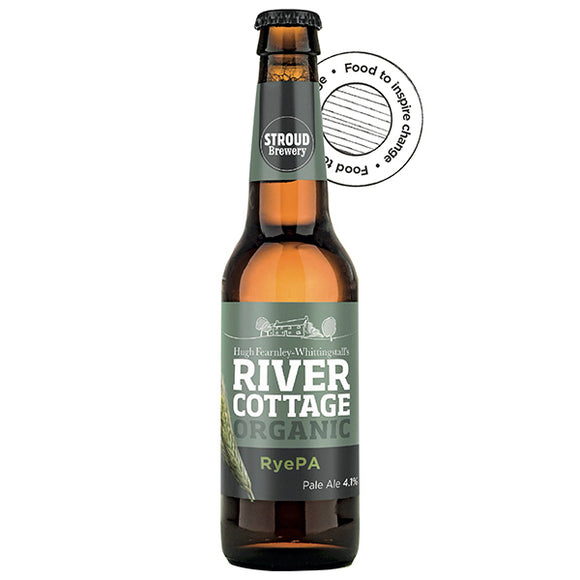Stroud Rye Pale Ale - River Cottage Collaboration