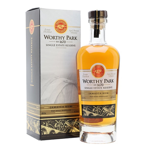 Worthy Park Single Estate Rum
