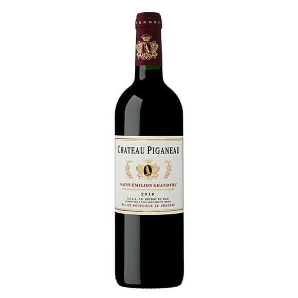 HALF-BOTTLE Chateau Piganeau Saint-Emilion Grand Cru