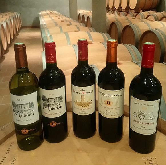 END OF LOCKDOWN SPECIAL: Bordeaux Selection