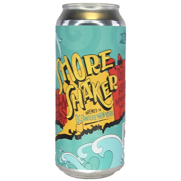 Barrier Brewing Shore Shaker