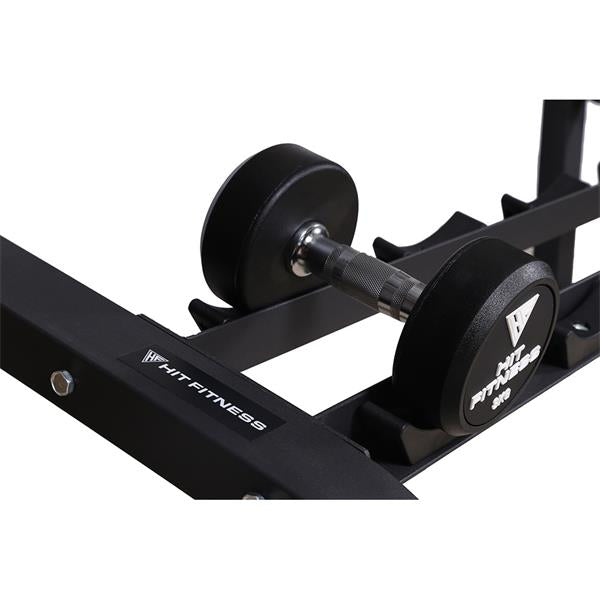 Hit Fitness Dumbbell Rack 15 Pair | 3 Tier