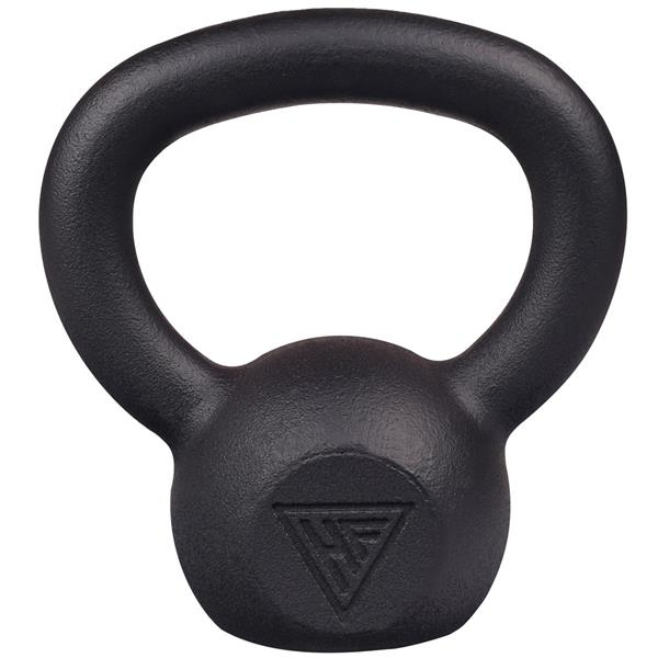 HIT Fitness Cast Iron Kettlebells | Powder Coated