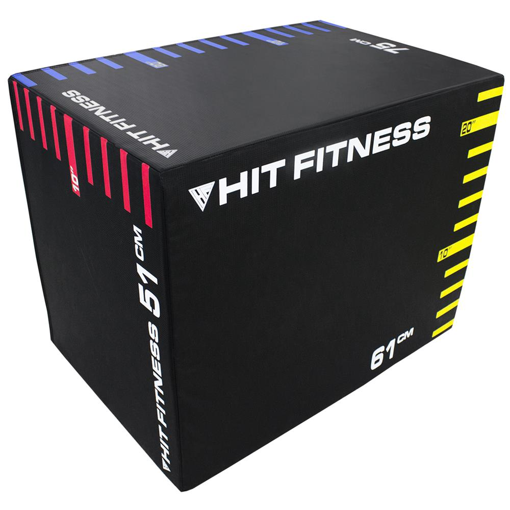 Hit Fitness Jump Box | Soft