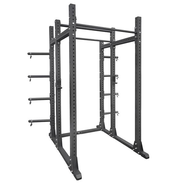 Hit Fitness Power Rack With Plate Storage | Commercial