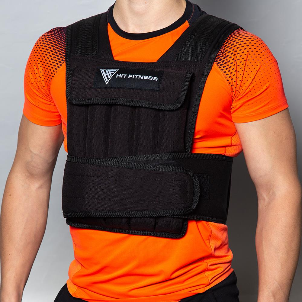HIT Fitness Weighted Vest