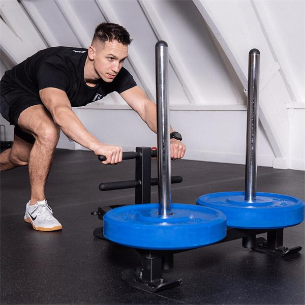 Hit Fitness Prowler With Harness