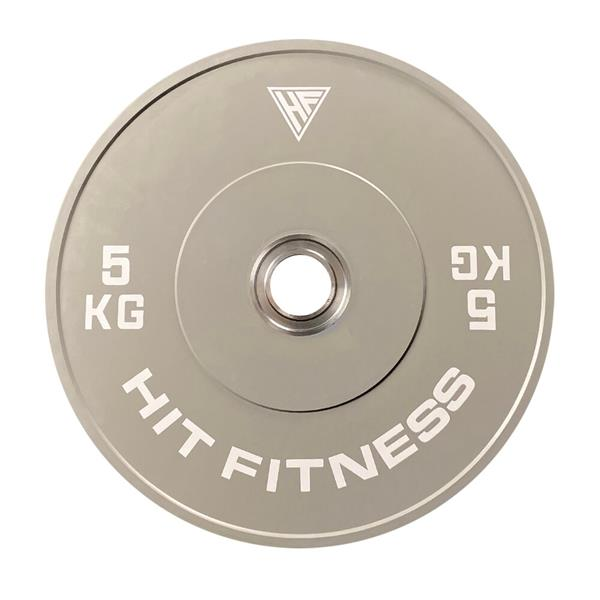 Olympic Competition Bumper Plates | 5KG