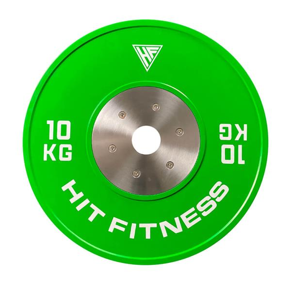 Olympic Competition Bumper Plates | 10KG