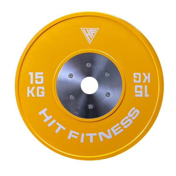 Olympic Competition Bumper Plates | 15KG