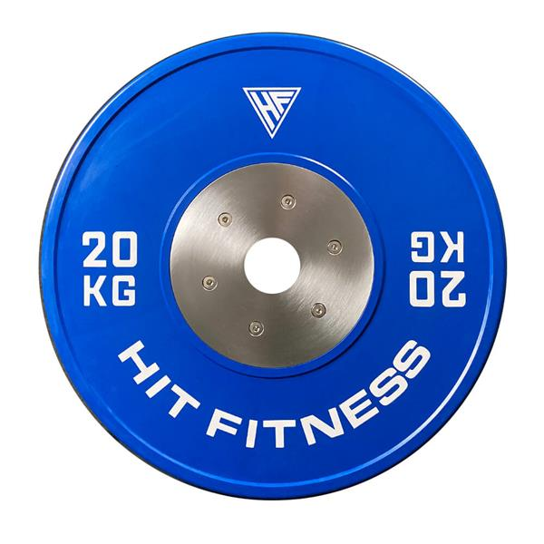 Olympic Competition Bumper Plates | 20KG