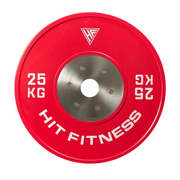 Olympic Competition Bumper Plates | 25KG