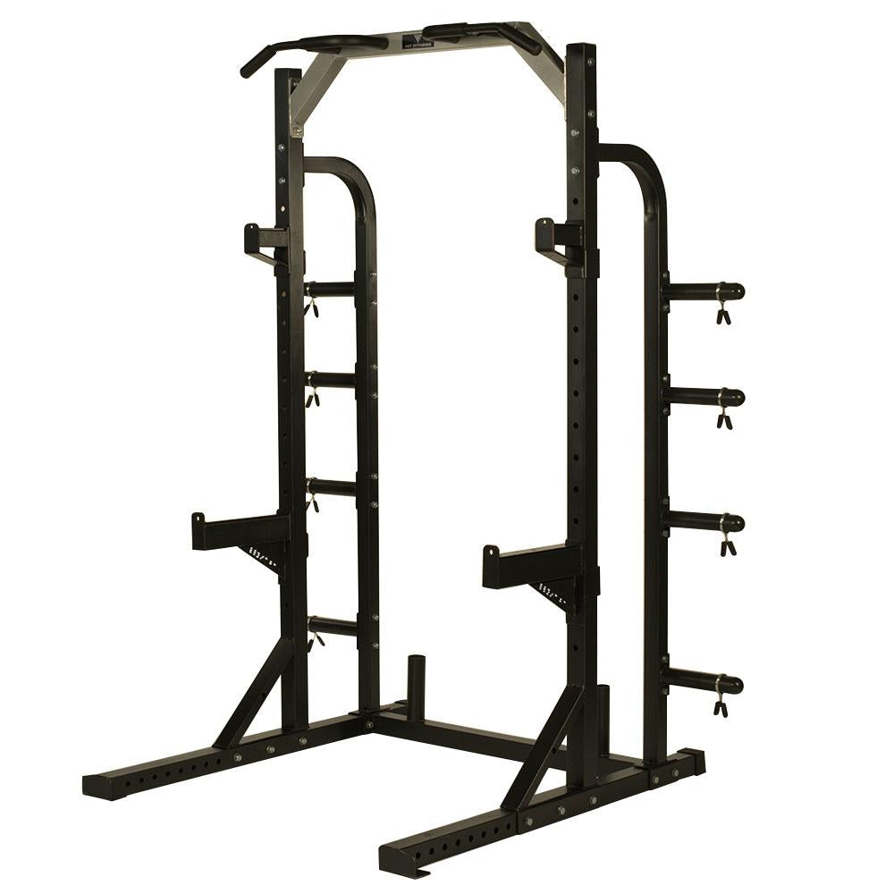 Hit Fitness Half Power Rack | Commercial