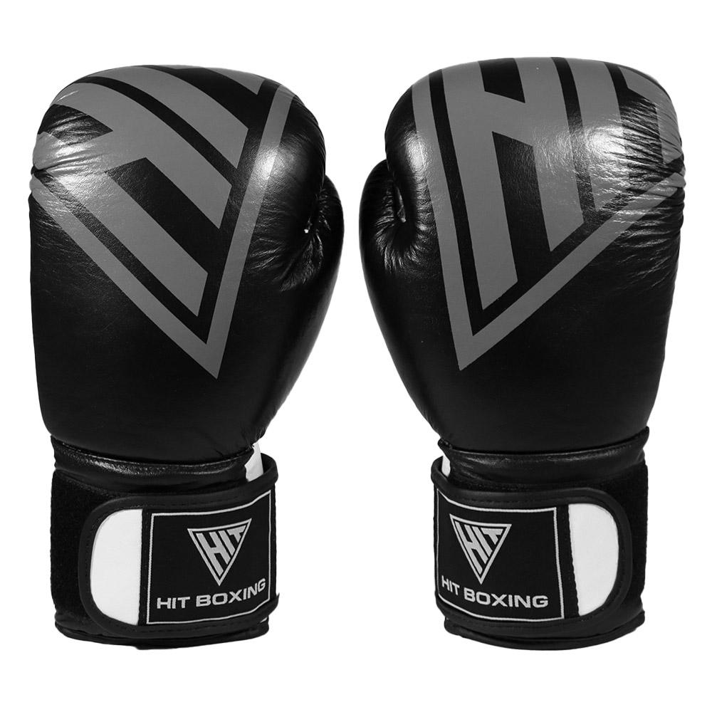 Hit Boxing Leather Boxing Gloves