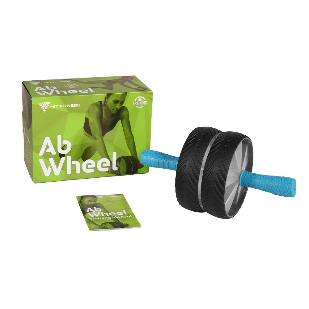 Hit Fitness Ab Wheel Super