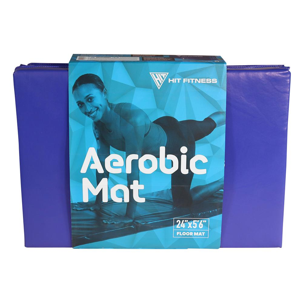 Hit Fitness Foldable Exercise Mat | 50mm
