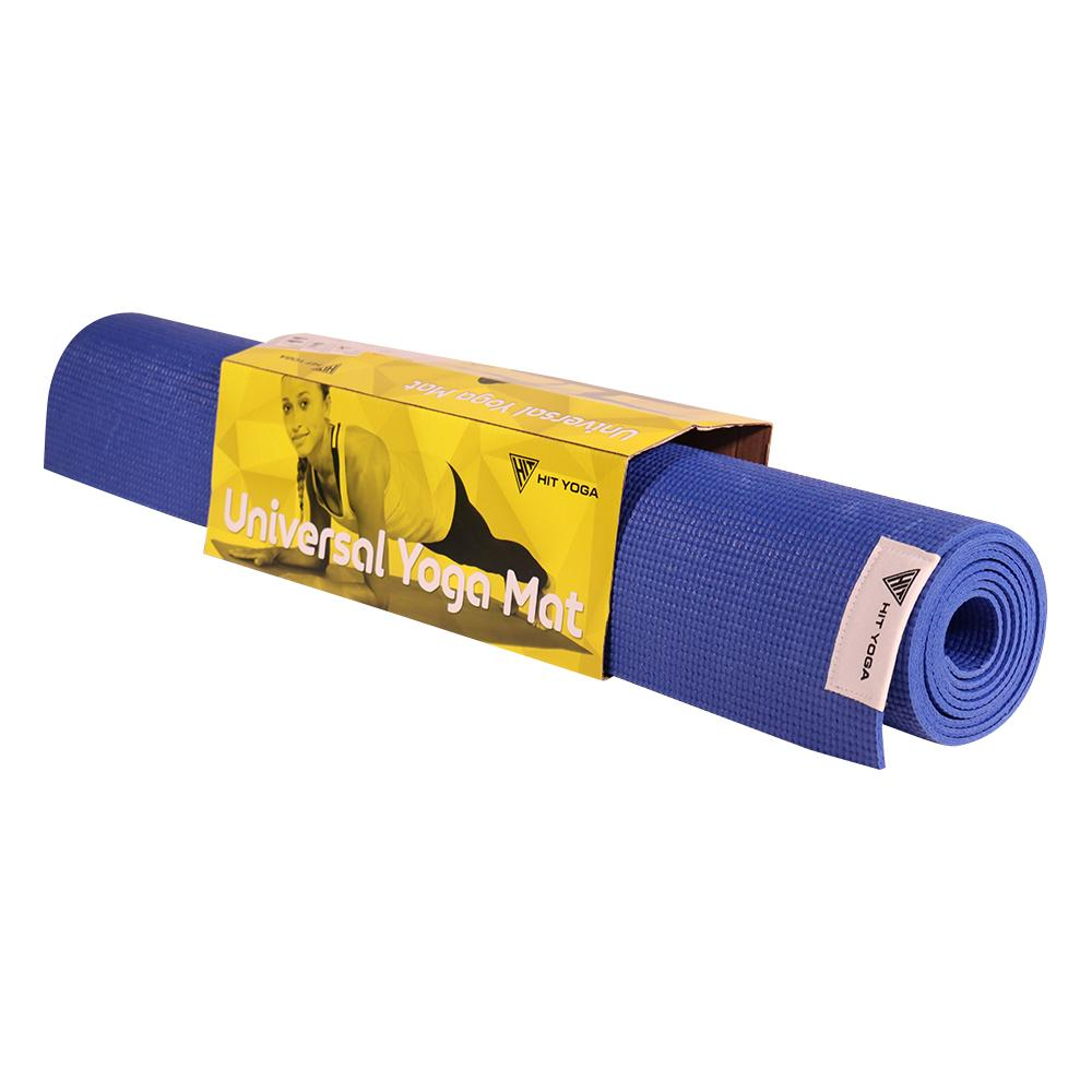 Hit Yoga Mat | 4mm | Blue