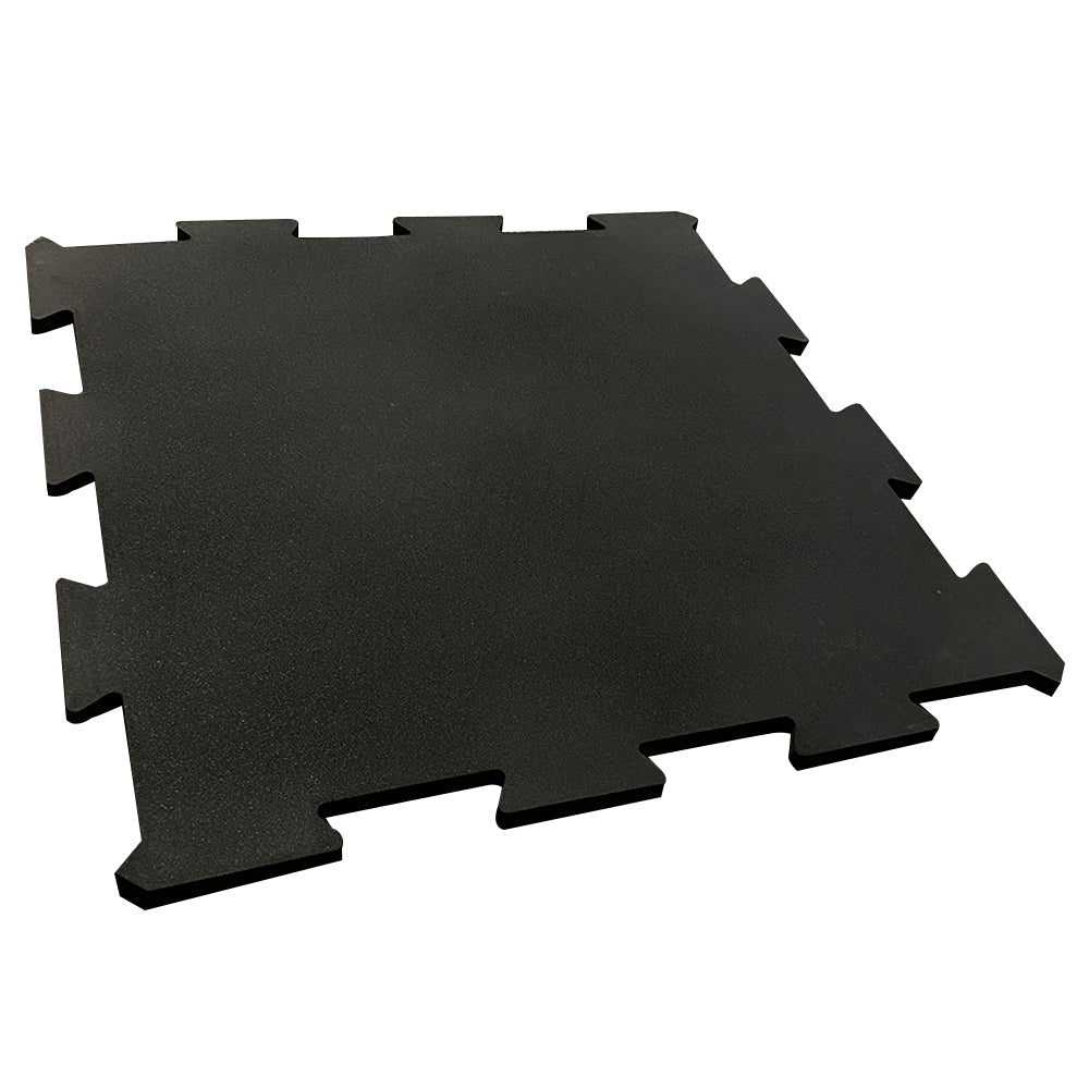 Hit Fitness Inter-locking Rubber Flooring Tile | 1M x 1M x 20MM