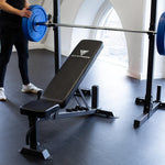 Hit Fitness Olympic Bar 6ft 15kg | Home