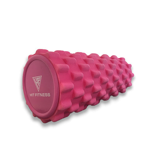 Hit Fitness Foam Roller | Pink