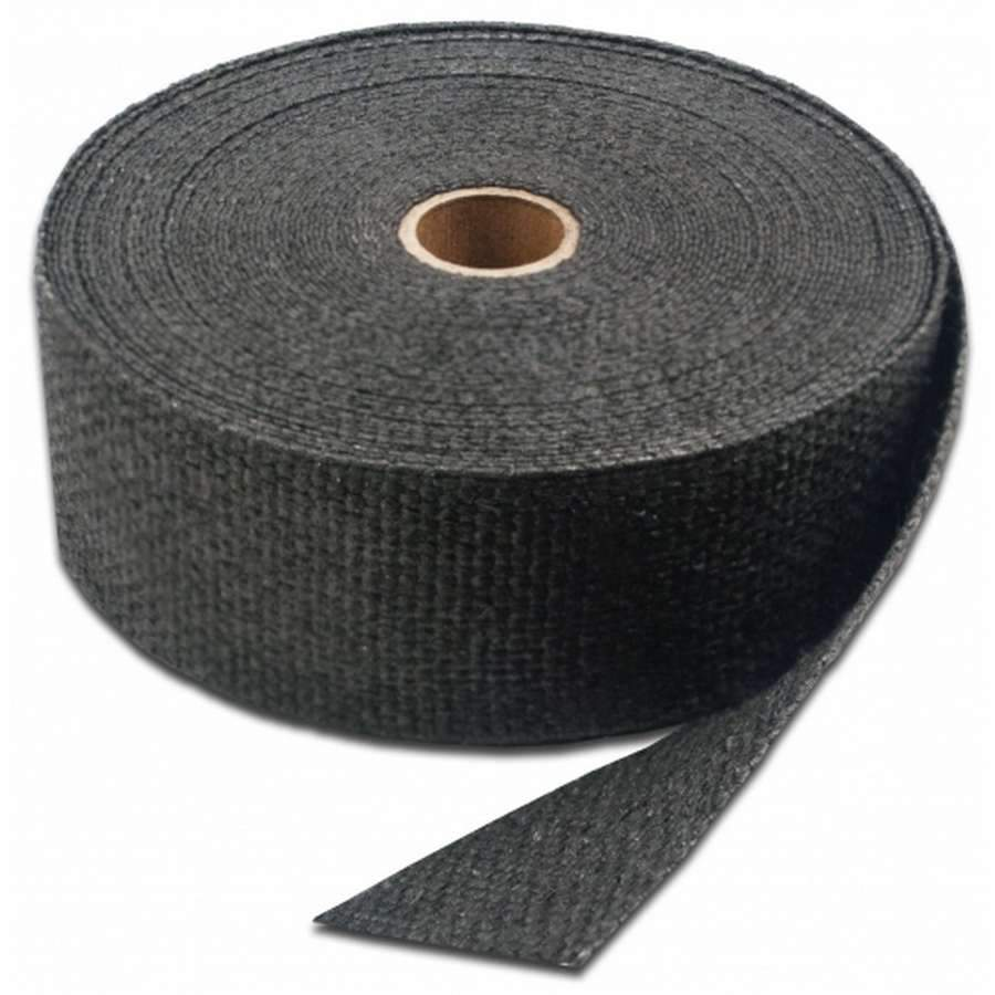 "Thermo-Tec 11022 Exhaust Wrap Black 2"" X 50'"
