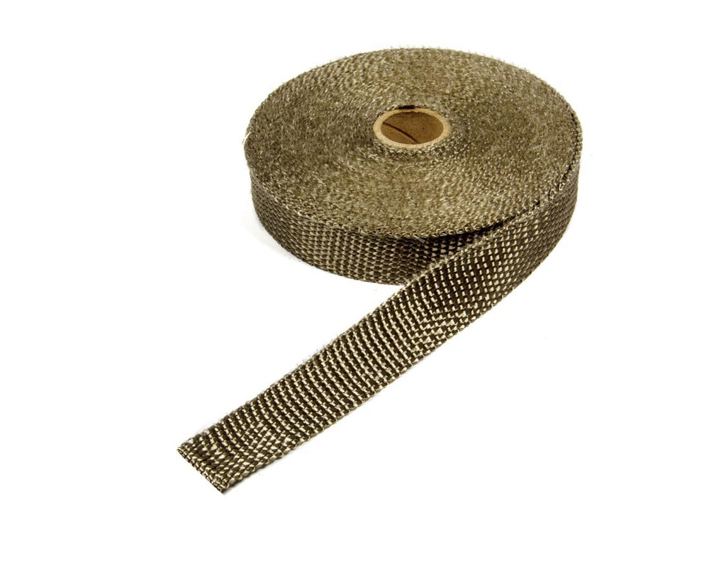 "Thermo-Tec 11041 Exhaust Wrap Carbon Fiber 1"" X 50'"