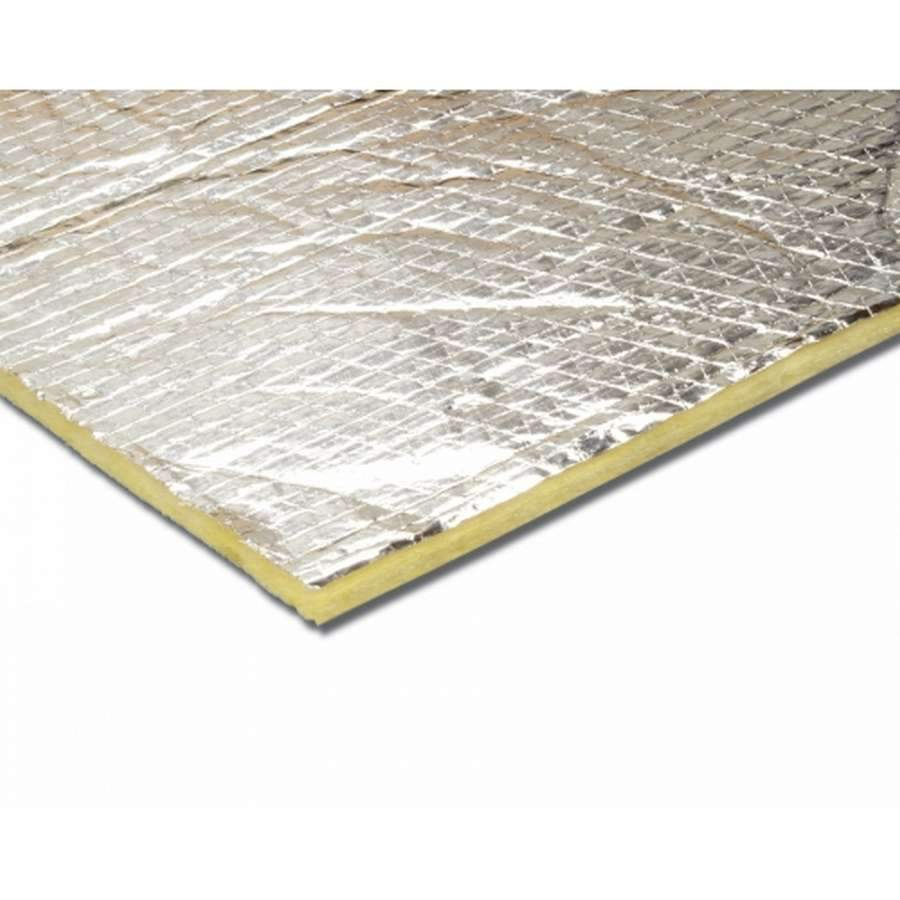 Thermo-Tec 14100 Cool-It Insulating Mat, 24 in. Length, 48 in. Width, .063 in Thick, Pin-on