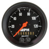 Autometer 2680 Z-Series Speedometer Gauge, 3-3/8 in., GPS