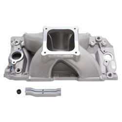 Edelbrock 28978 Super Victor II Intake Manifold Chevy - V8 (366-454) 1966-2000 Tall Deck 10.2