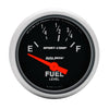 Autometer 3315 Sport-Comp Fuel level Gauge  2-1/16 in., Electrical