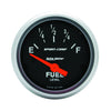 Autometer 3316 Sport-Comp Fuel level Gauge 2-1/16 in., Electrical