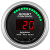 Autometer 3381 Sport-Comp Digital Boost Controller Gauge 2-1/16 in., Electrical