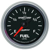 Autometer 3610 Sport-Comp II Fuel level Gauge, 2-1/16 in., Electrical