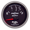 Autometer 3615 Sport-Comp II Fuel Level Gauge, 2-1/16 in., Electrical