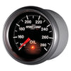 Autometer 3640 Sport-Comp II Oil Temp Gauge, 2-1/16 in., Electrical