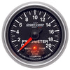 Autometer 3647 Sport-Comp II Oil Temperature Gauge, 2-1/16 in., Electrical