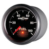 Autometer 3671 Sport-Comp II Fuel Pressure Gauge, 2-1/16 in., Electrical