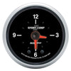 Autometer 3685 Sport-Comp II Clock Gauge, 2-1/16 in., Electrical
